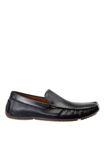 Hush Puppies black Hush Puppies Men's Barca Loafer - Black CA38ESH3A1FC0AGS_1