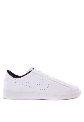 Nike black and white Men's Nike Tennis Classic CS Shoes NI126SH0JB76PH_1