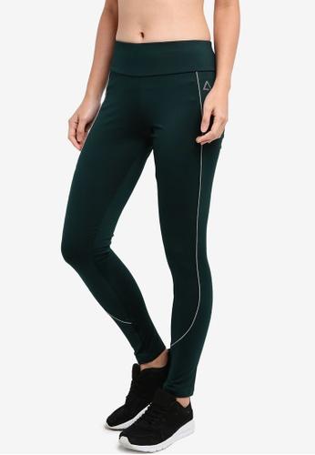 AVIVA green Long Pants 9DB12AA4EDB627GS_1