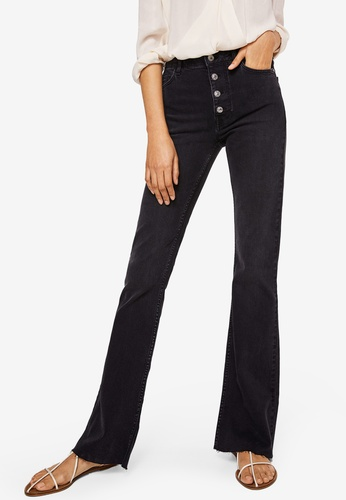 Mango grey Flared Newflare Jeans E81C8AAE30269AGS_1