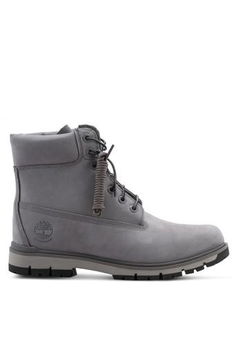 Timberland grey Radford 6 Inch Waterproof Boots D9A0FSH63F0019GS_1