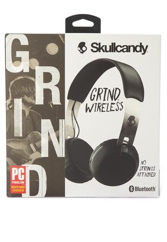 SkullCandy black Grind Wireless Wearables SK811AC0KBHSPH_1