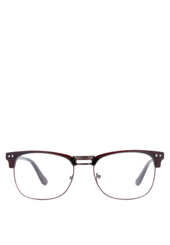 shop kimberley eyewear the matrix eyeglasses online on zalora