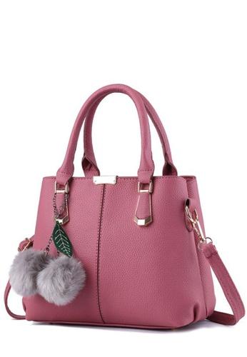 TCWK pink Ladies Handbag TC258AC0RFOLMY_1