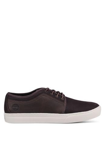 Timberland brown Dauset Oxford Shoes 1BB7CSH1C4A23DGS_1