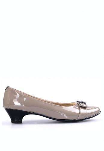 Ghirardelli brown Ghirardelli Heels Bertha - Khaky GH325SH0V2ERID_1
