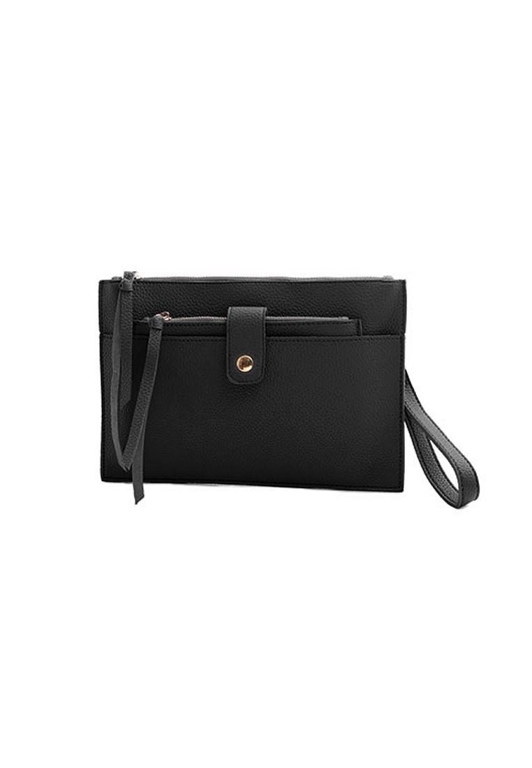 Modest Minimalist Double Sling Bag