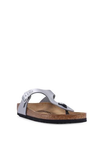 2fa9868aae5 Shop Birkenstock Gizeh Birko-Flor Sandals Online on ZALORA Philippines