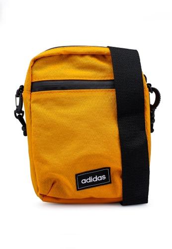 ADIDAS orange urban organizer bag E6AB7ACFA06DC7GS_1