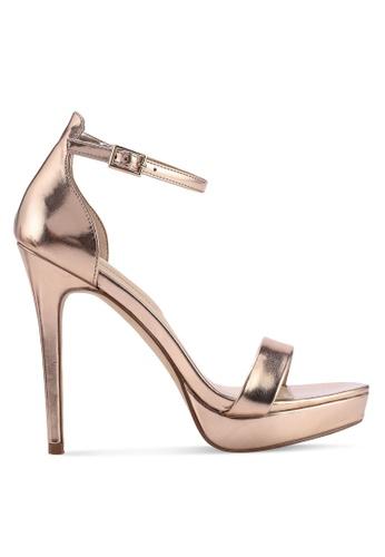 ALDO 褐色 Madalene 高跟鞋 303D3SH3893B4BGS_1
