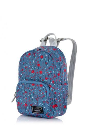 American Tourister multi American Tourister Burzter Mini Backpack 05C65ACA3A0408GS_1