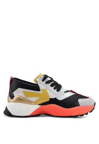 Keddo 多色 Ebony Bulky 運動鞋 0EB02SH4AD5BA5GS_1