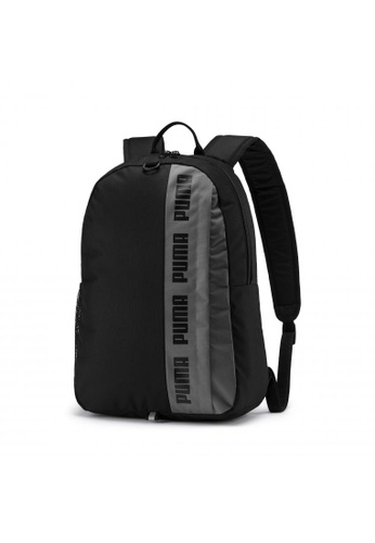 PUMA black PUMA Unisex Phase Backpack II 60D49AC1BC7FF5GS_1