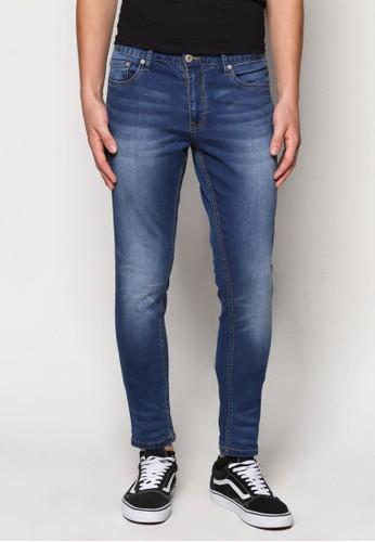 Skinny 5 Pocket Jeans, 服飾, 牛仔esprit手錶專櫃褲