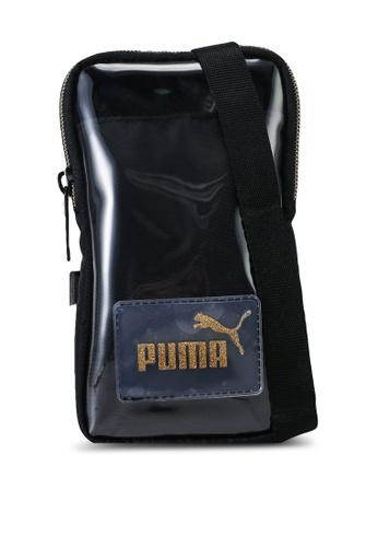 PUMA black Pop Sling Women's Pouch EF0FCAC3392721GS_1