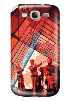 Traditions Transcending Time Matte Hard Case for Samsung Galaxy S3