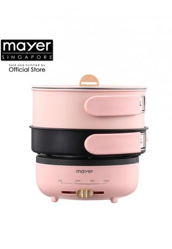 Mayer pink Mayer Portable Multi-pot (MMPMP001) A5DD7HL173AF32GS_1