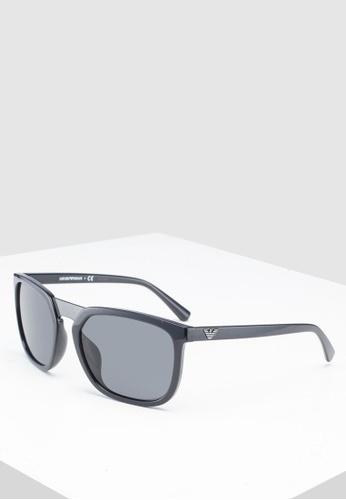 9d044936c004 Shop Emporio Armani Emporio Armani EA4123F Sunglasses Online on ZALORA  Philippines
