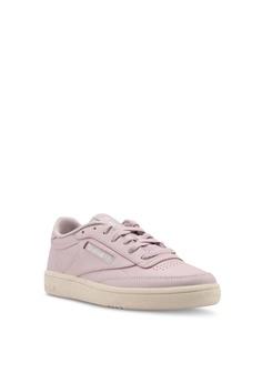 510b9e05c00 33% OFF Reebok Club C 85 Shoes HK  599.00 NOW HK  398.90 Sizes 5 6 7 8 9