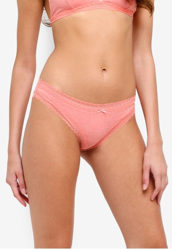 Cotton On Body pink Super Soft Bikini Brief 2D670US31468C9GS_1