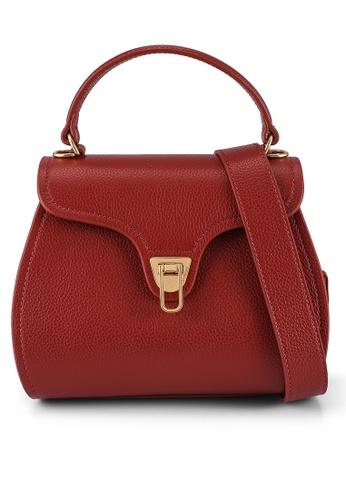 Buy Coccinelle Marvin Crossbody Bag 2020 Online Zalora Philippines