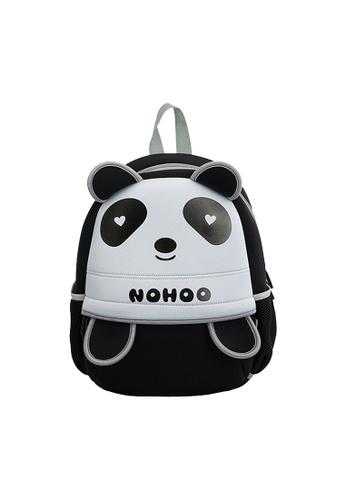 Nohoo black Nohoo Kids Backpack Loving Panda (Black) E5DCDKC1326D2EGS_1