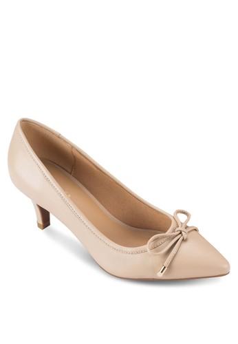 Anastacia 蝴蝶結尖頭高跟鞋, zalora是哪裡的牌子女鞋, 鞋