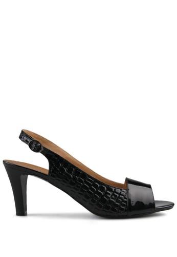 prima classe black BNG Peeptoe Pumps Heels-1241 PR763SH73SWGID_1