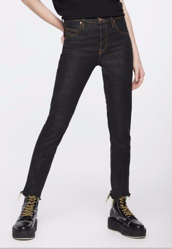 Diesel blue Skinny R.Slim Babhila Jeans-Den 001D7AA9240505GS_1