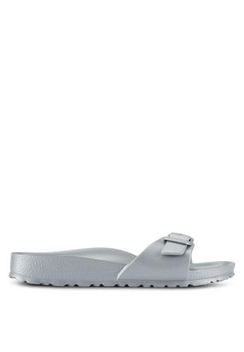 Birkenstock silver Madrid EVA Sandals 58531SH888F1EDGS_1