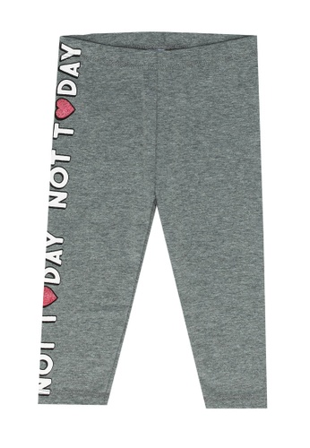 FOX Kids & Baby grey Baby Girl Graphic Pants ABF89KA29EFF18GS_1