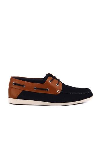 Headway Footwear black and brown Headway Infinite Black HE217SH17RSCID_1
