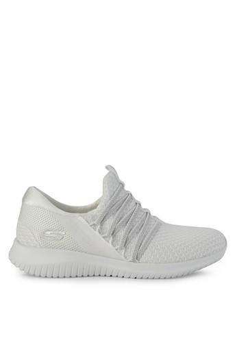 Skechers white Ultra Flex 973A6SH5A04EACGS 1 1f9c2f6424