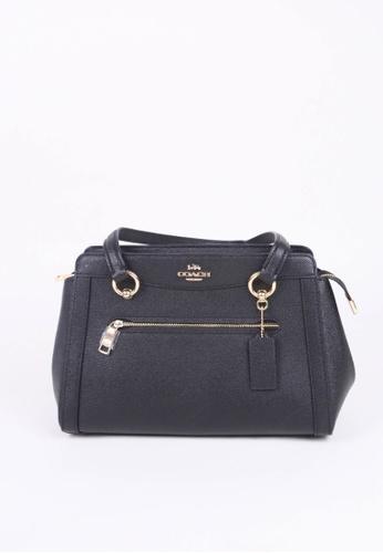 COACH black Coach Kailey C2852 Carryall Bag In Black 28864AC26C0634GS_1