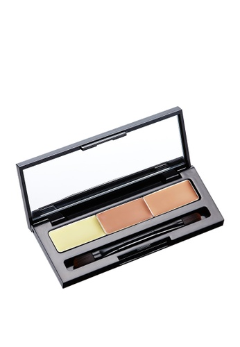 BEAUTYMAKER Impeccable Triple Concealer - Bright BE114BE0FI2PSG_1