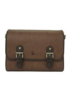 Vinta 280 Vintage Dslr Messenger Travel Camera Bag