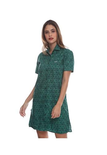 Juice Ematic green Juice Ematic Dress Wanita Hijau 42 GIRL LD DD42AAA3829D8CGS_1