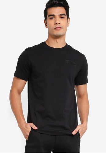 361° black Sports Life Short Sleeves T-shirt 2F91DAA775ABA5GS_1