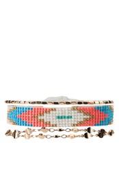 Call It Spring orange and multi Pecorella Bracelets CA512AC21CHYMY_1
