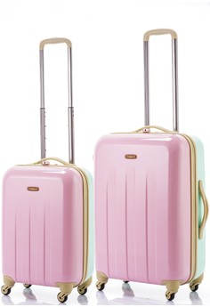Biscuit Luggage Set