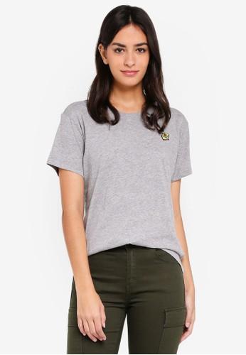 Cotton On grey Tbar Fox Graphic Tshirt BF889AAEC0AFF7GS_1