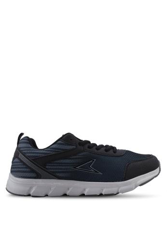 Power black Running Shoes A3E1BSH1D6B59DGS_1