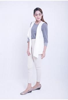80fdf62ac0d61d LAURA ASHLEY Laura Ashley Vest RM 209.00. Sizes 8 10 12