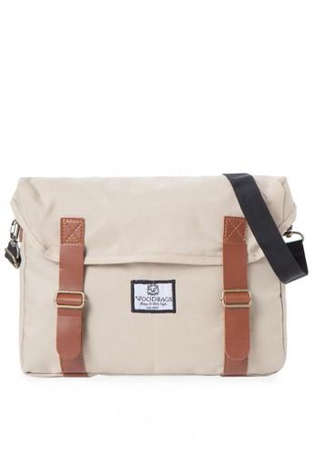 Woodbags beige Woodbags Singaporean Bag S2 KHAKI -  NEW SEASON!!! 164A1ACF98C90DGS_1