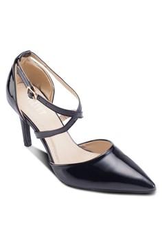 Ellery Cross Strappy Heels