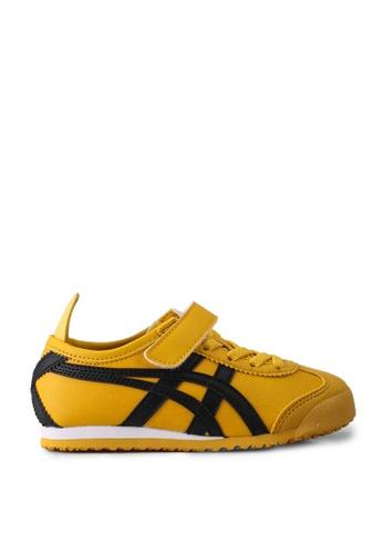 Onitsuka Tiger yellow Mexico 66 PS Shoes 2C1BBKS69261E1GS_1