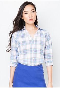 Venus Quarter Sleeves Shirt
