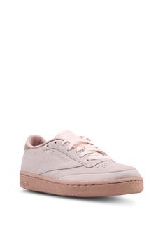 77dbb27f8f4a8 33% OFF Reebok Club C 85 Shoes HK  599.00 NOW HK  398.90 Sizes 5 6 7 8 9