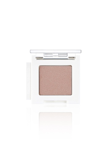 THE FACE SHOP beige Mono Cube Eyeshadow (Shimmer)  BR01 Autumn Beige 64B21BE576E564GS_1