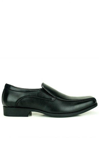 Mario D' boro Runway black Leo Formal Shoes 957DFSH30FA920GS_1